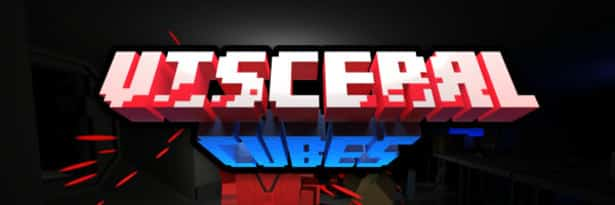 visceral cubes fps brings voxel gore and zombies to linux mac windows games