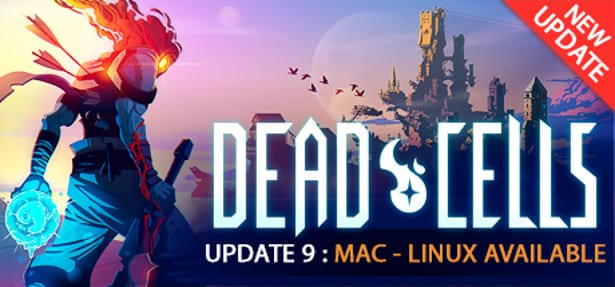 dead cells roguevania has a full native release for linux and mac on steam