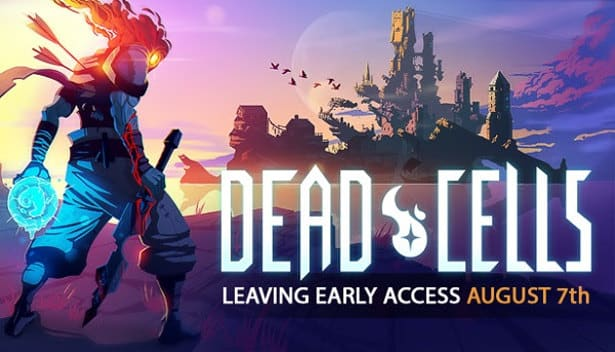 dead cells announces the full launch in august for linux mac windows