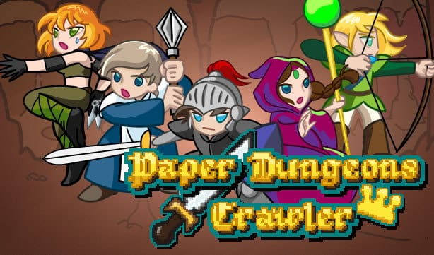 paper dungeons crawler roguelike full release coming this week for linux mac windows