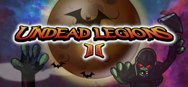 undead legions 2 top down shooter and linux support