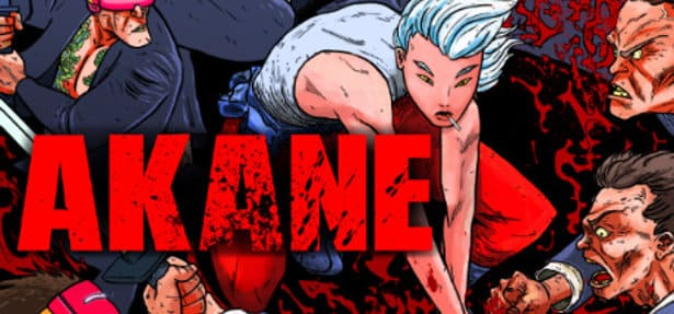 akane arcade slasher releasing this month on linux mac windows