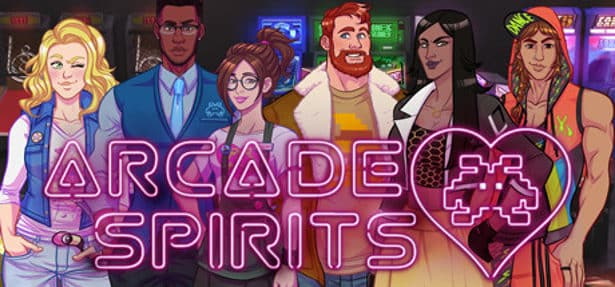 arcade spirits comedy visual novel coming with a demo for linux mac windows