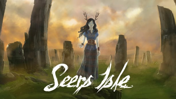 seers isle graphic novel release date delay for linux mac windows