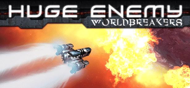 huge enemy worldbreakers sidescrolling shoot em ep debuts on linux mac windows