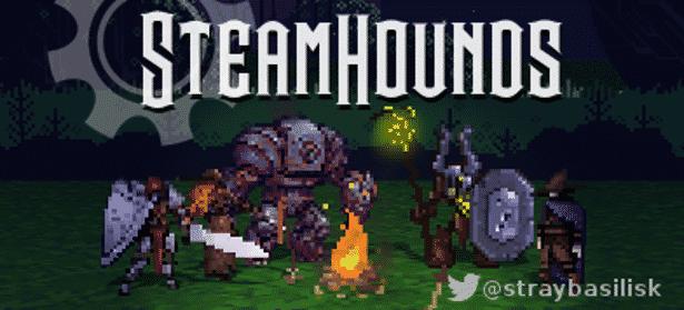 steamhounds tactical combat playable demo linux mac windows