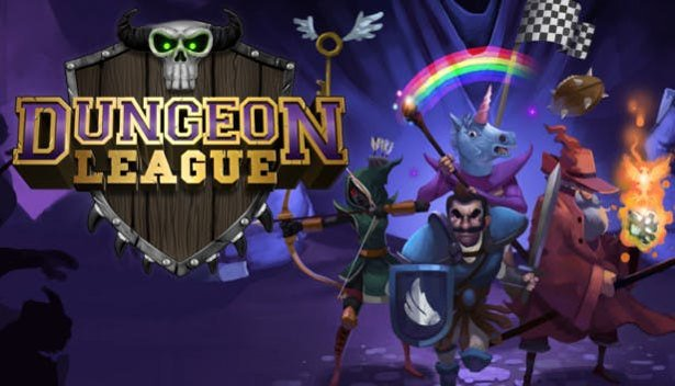 dungeon league party game gets full launch for linux mac windows