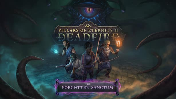 the forgotten sanctum dlc coming to deadfire on linux mac windows