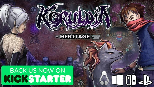 koruldia heritage rpg in last hours of kickstarter for linux mac windows