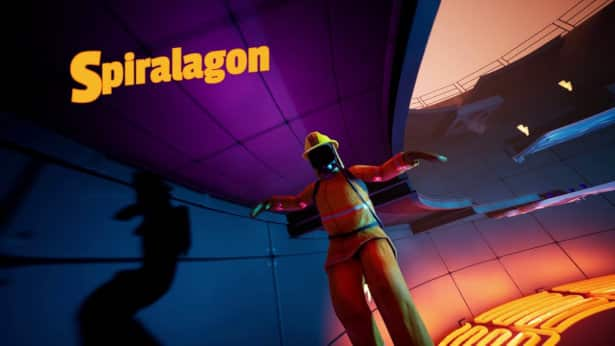 spiralagon 3d platformer gets new icy zone on windows linux games