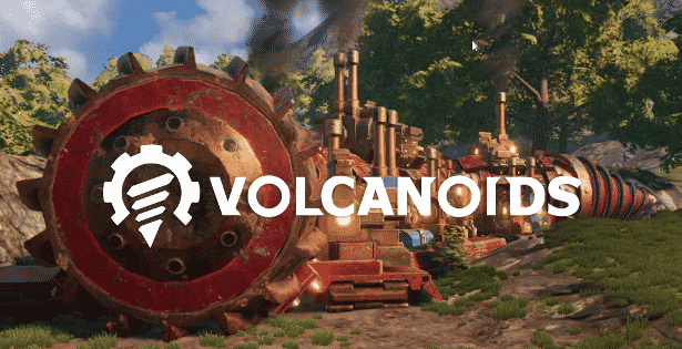 volcanoids survival releases on early access in linux windows games
