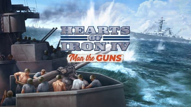 man the guns launches for hearts of iron iv in linux mac windows games