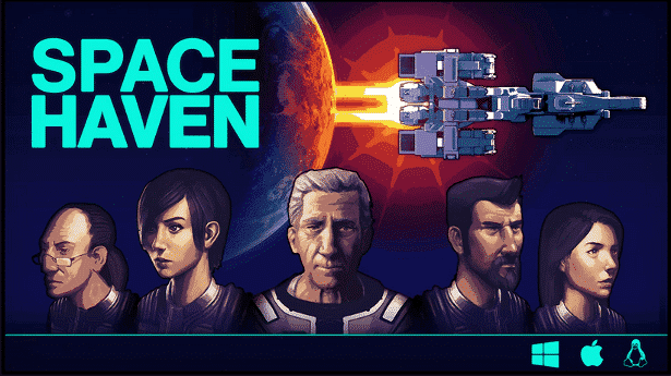 space haven a story simulation on kickstarter in linux mac windows games