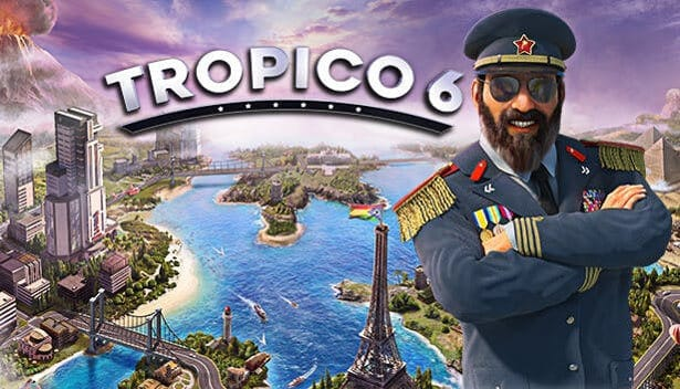 tropico 6 strategy simulation launches today in linux mac windows games