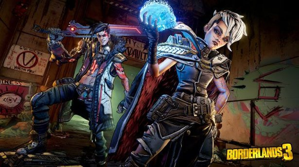 borderlands 3 is coming to epic game store for windows linux