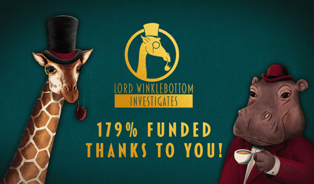 lord winklebottom investigates well funded in linux mac windows pc games