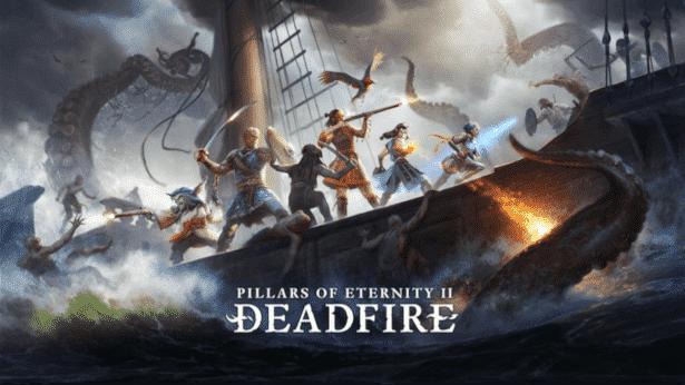 pillars of eternity ii deadfire update 5.0 debuts in linux mac windows pc games