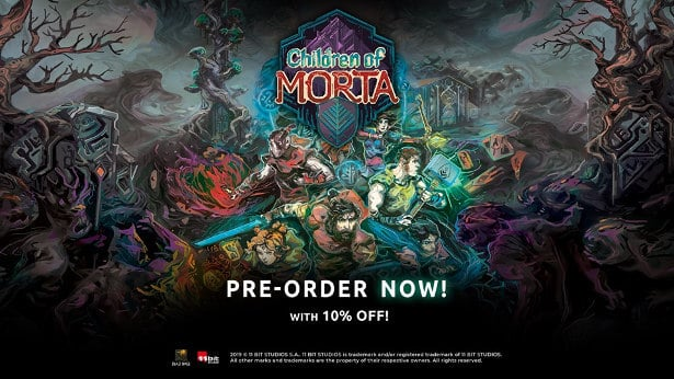 children of morta free preview and support in linux mac windows pc games