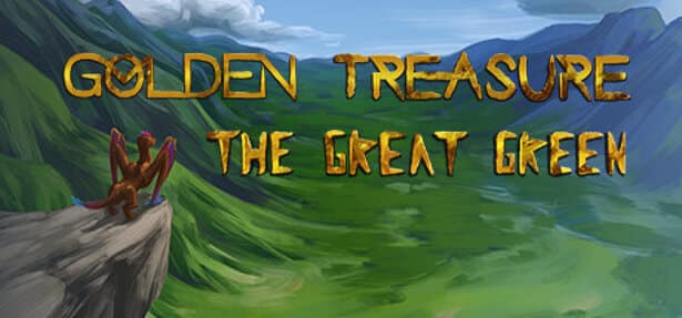 golden treasure the great green demo is live in linux mac windows pc games