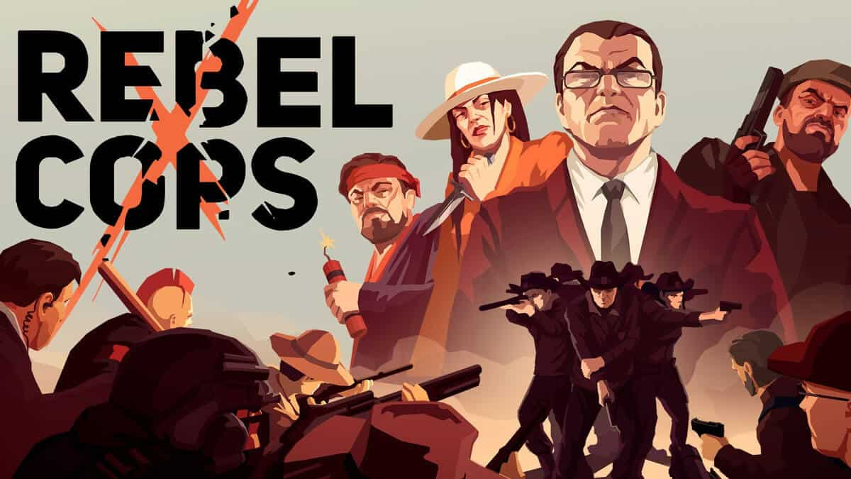 rebel cops turn-based tactics stealth game releases for linux mac windows pc