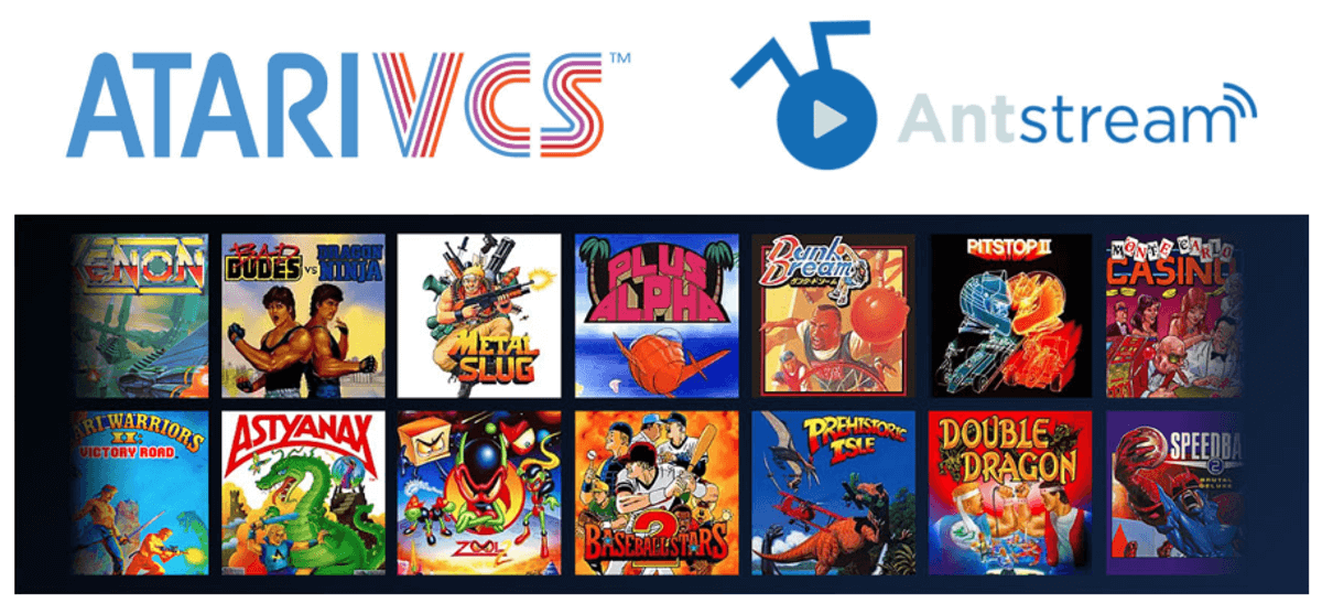 atari now partners with antstream arcade for the vcs linux console