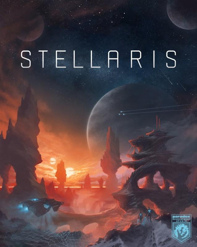 Stellaris v1.1.0 + 4 DLC [x86] [Linux]