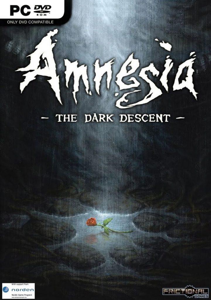 Amnesia The Dark Descent Linux Download (GOG)