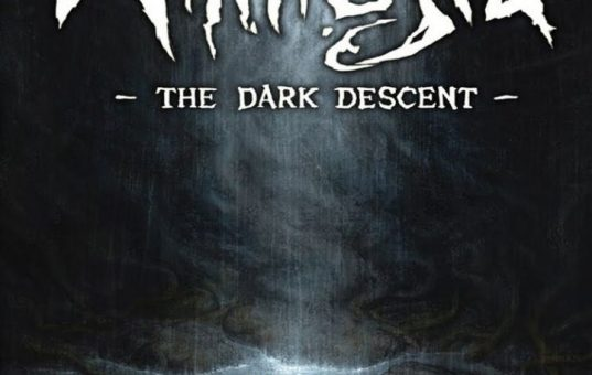 Amnesia The Dark Descent Linux Download (GOG)