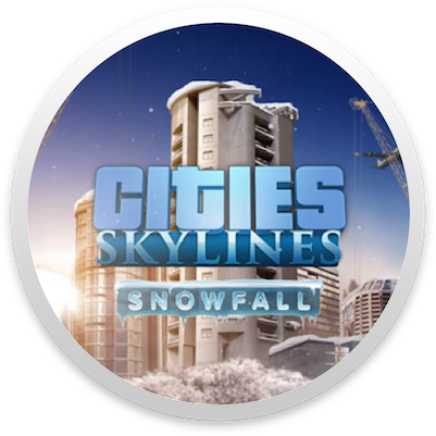 Cities Skylines + All DLC's MAC Free Download