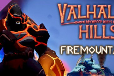 Valhalla Hills Fire Mountains [MAC]