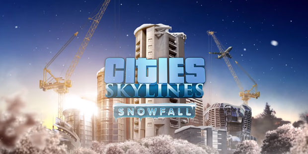 Cities skylines + Snowfall v1.3.0-f5 [Linux]