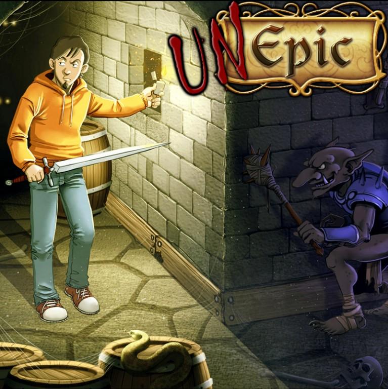 Unepic v2.1.0.4 - GOG [Linux]