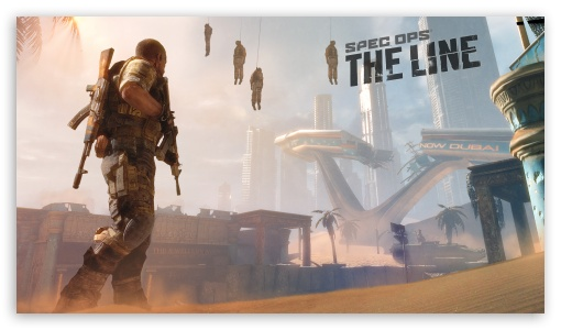 spec ops the line mac