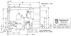 Raspberry Pi Model B+ adds USB ports, expansion pins