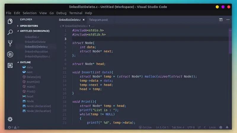 Visual-Studio-Code - linuxh2o.com