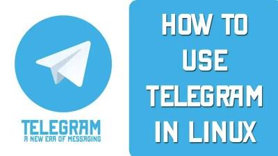 telegram-messenger-in-linux-linuxh2o