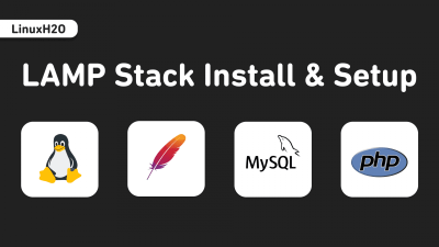 Installing LAMP stack on LInux