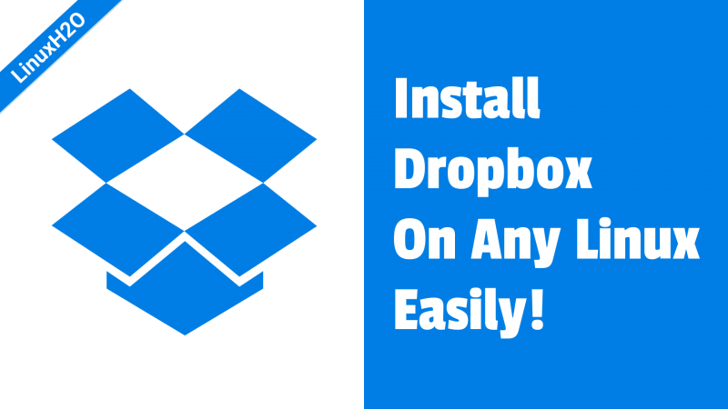 How to install Dropbox on Linux
