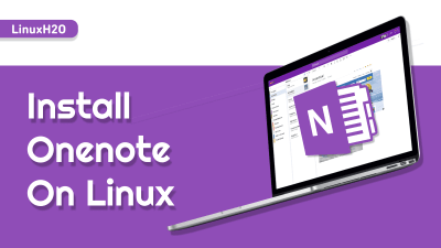 Onenote note taking app on Linux