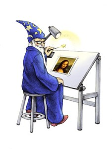 The ImageMagick Wizard