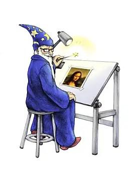 The ImageMagick Wizard