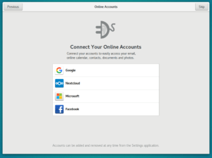 Connect your OneDrive account to GNOME Online Accounts, so you can view it through GNOME's new Documents app.