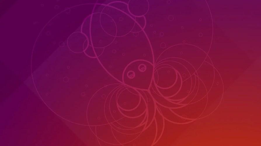 Ubuntu 18.10 Cosmic Wallpaper