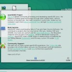 OpenSUSE 13.2 KDE - Welcome