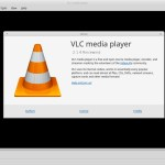 Linux Mint 17_1 MATE - VLC media player