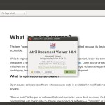 Ubuntu MATE 14.04 : Atril Document Viewer