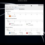 Kali Linux 1.1.0 - System Monitor