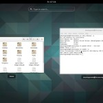Ubuntu Gnome 15.04 Beta 1 - Window Preview