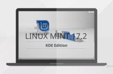 Linux Mint 17.2 Rafaela KDE Edition – Based on KDE 4.14.2