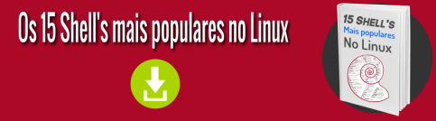 E-book Gratuito: 15 Shells para Linux